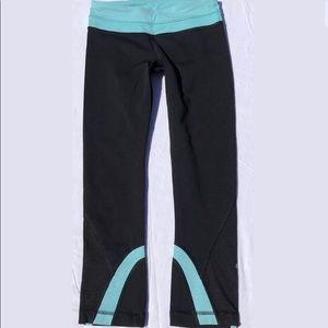 Lululemon Run Inspire crop Pants sz 4